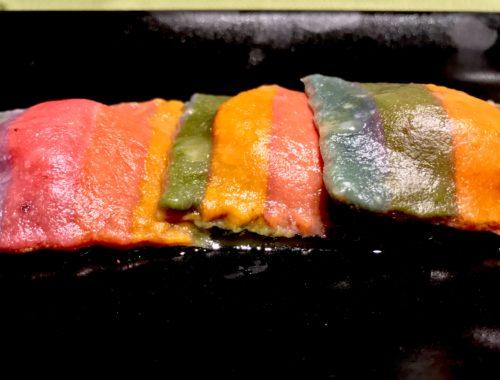 Ravioli colorati